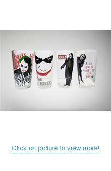 Batman The Joker Clear Pint Glass Fun Games, Pint Glass, Joker, Batman, Mugs, Pictures, Photos, Tumbler, Mug