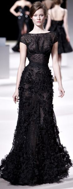 Elie Saab Spring 2011 Couture Collection