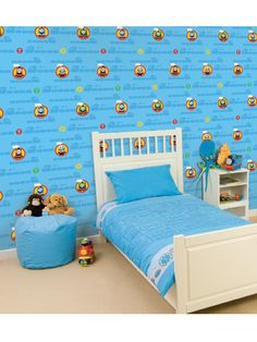 Thomas the Tank Engine Wallpaper by Walltastic Great
