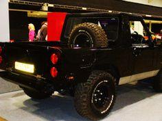 Landrover Discovery mk1 based kitcar England.