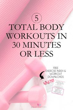 You can burn calories, build muscle and feel amazing in less time than you thought possible. And, research shows, with workouts in smaller increments of time, there is a much better chance of sticking to an exercise plan. Pin it and workout later. Go to Jill Conyers | Fitness, Health & Happiness at http://jillconyers.com and download the FREE workout and exercise index printables. @jillconyers