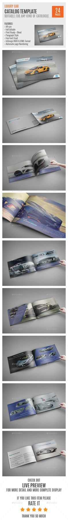 Rent A Car Brochure Templates Brochure template, Brochures and - auto detailing flyer template