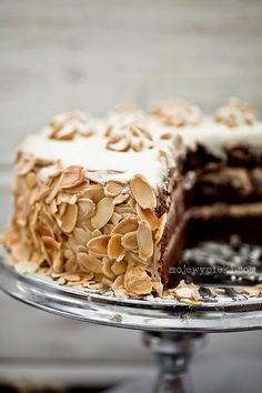 Cappuccino Torta  cioccolato bianco e liquore al caffè