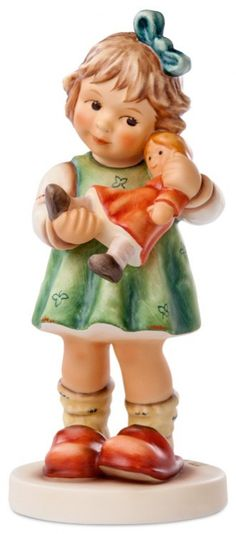 MI Hummel A Little TLC Hummel Figurine 2334A