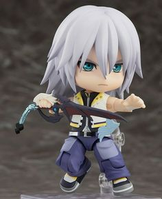 Riku Kingdom Hearts, Chibi, Pvc Paint, When They Cry, Two Faces, Good Smile, How To Memorize Things, Things To Sell, Harley Quinn