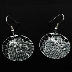 DUMBO earrings from design firm AMINIMAL
