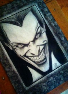 #thejoker #whysoserious #draw #drawing #comics #loryfra