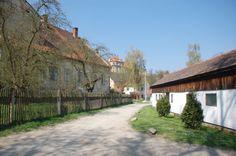 rok 2009 pod klášterem