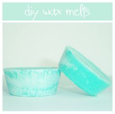 DIY: Scented Wax Melts