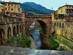 Potes,Cantabria,Spain
