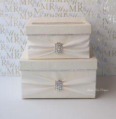 Wedding Card Box, Money Box, Wedding Gift Card Money Box - Custom Made to Order