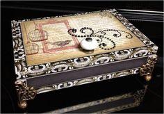 Paper, Paws, etc.: Cigar Box #11