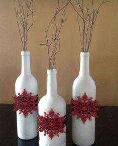 Christmas Wine Bottle Crafts | HubPages