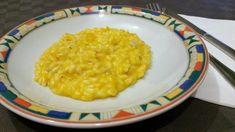 Risotto alla zucca mantecato al gorgonzola (photo credit @elis1978)