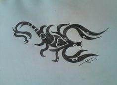 Noen av mine tegninger (Hverdagsvissvass , hobby og småprat fra fjellet) First Tattoo, I Tattoo, Tribal Tattoos, Girl Tattoos, Free Stencils, Symbol Design, Born This Way, Ink Art, Tatting