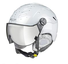 Best Visor Helmets - CP Helmets CP from Switzerland is one of the leaders in the built-in visor helmets world. They are high-tech-ad fashion forward.
