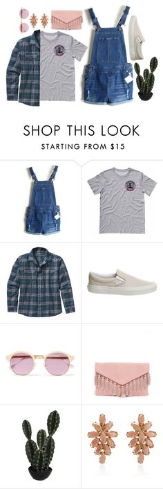 """Garden Party"" by teesandtankyou on Polyvore featuring Patagonia, Vans, Sheriff&Cherry, Lulu*s and Abigail Ahern"