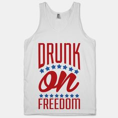 Merica! Great 4th of july shirt! We NEED THESE!!!! It's an actual NEED!!