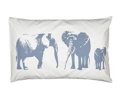 Elephant Pillow Cases I want!!!