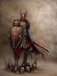 Warrior #warrior #shield #sword