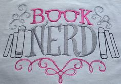 Book t shirt Book Nerd cute shirt for by KreativeImpressions1