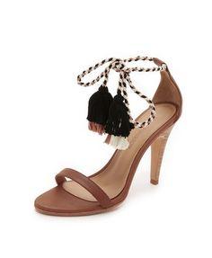 reina tassel sandals