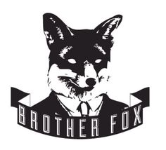 Branding for Sutherland cafe Brother fox