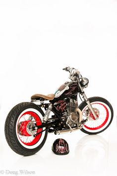 My Honda Rebel!