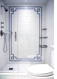 Good shape for the outline of tile in mudroom.