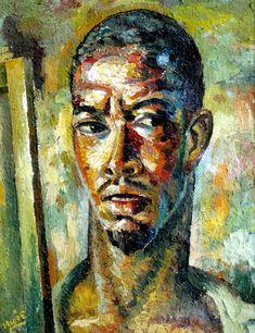 Albert Huie, father of Jamaican painting