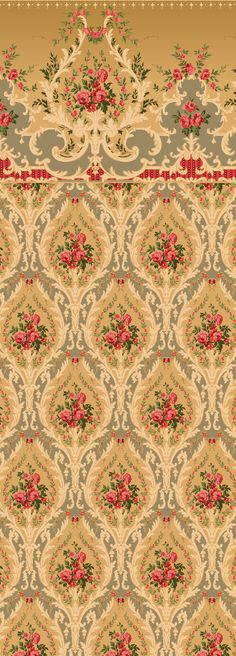 Pickfair - Historic Wallpapers - Victorian Arts - Victorial Crafts - Aesthetic Movement