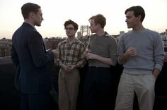 I reviewed one of my favorite films of 2014, Kill Your Darlings