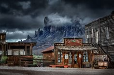 Photo Shop 1.0 - This is a photo studio located in a ghost town near Phoenix, Arizona (USA).