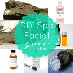 Give Yourself a Spa Quality Facial | Pretty Box Blog