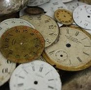 antique clock faces......*share to www.facebook.com/LelaRoseVintage
