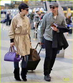 Ginnifer Goodwin & Josh Dallas: Easter Departing Couple!>> I love that they're dating in real life^^