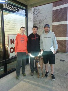 Max2 has finally found his furever home! The Smith family was looking for a high energy dog and thought Max was a fit... and Max agrees. He looks forward to playing with his new brothers and jogging with Dad and spending snuggle time with Mom. He will have lots of room to run and plenty of people time... congrats Max and Smith family, and thank you for rescuing!