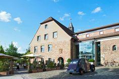 Außenansicht Hotel Kloster Hornbach, Rheinland-Pfalz