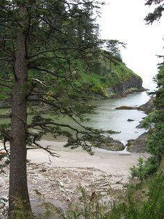SW Washington Coast