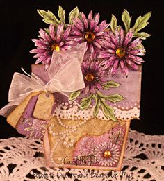 Heartfelt Creations Delicate Asters - Google Search