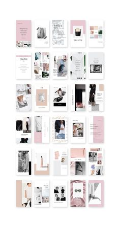 Instagram Stories Pack by Design Love Shop on @creativemarket