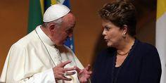 El Papa en Brasil: 'La juventud, el ventanal por el que entra el futuro del mundo'