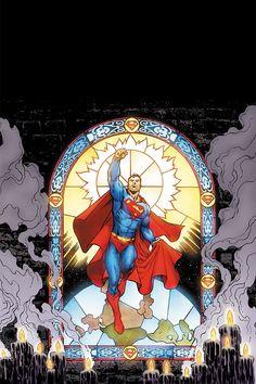Trinity: Superman by Scott McDaniel