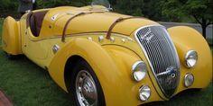 1938 Peugeot 402 Darl'mat Legere at Hershey