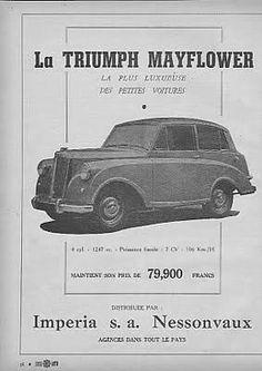 Triumph Mayflower Triumph Pinterest Search
