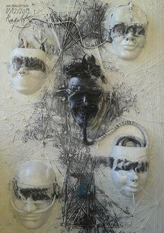 SIAMO TUTTI LA STESSA PERSONA (in memory my artist friend teacher Luciano Laffi)