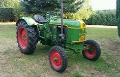 Traktor Schlepper Oldtimer Deutz F2L612 | eBay