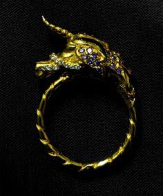 The Unicorn Ring By Vipul Jain on Designeros.com