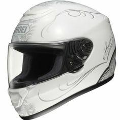 Amazon.com: SHOEI Qwest Sonoma TC-6 Full-Face Helmet - White Medium - 0115-1006-05: Automotive
