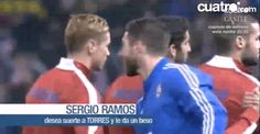 Ramos' sly little grin is just great. ;D